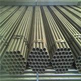 Сваренная ERW труба перевозки структуры черноты углерода стальная