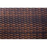 Rattan buono di Furnir gruppo profondo della disposizione dei posti a sedere delle 5 parti con l'ammortizzatore Wf-17005