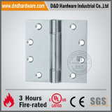Ss304 Door Hinge with UL Certificate 4'x3'x3.0