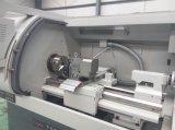 Mini preço da máquina do torno do CNC do metal (CK6432A)