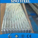 Строительный материал листа толя оцинкованной волнистой стали