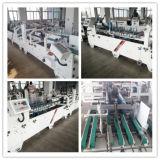 Automatische gewölbte Karton-Faltblatt Gluer Maschine