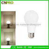 広州の工場暖かい白LED E27/E14/B22の球根LEDランプの卸売