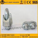 Clip malleabile della fune metallica di Galv di BACCANO 1142