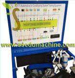 Equipo de enseñanza educativo del equipo de entrenamiento del amaestrador automotor del acondicionador de aire