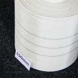 Curación el elástico el 100% del primer grado y cinta de nylon tejidas del abrigo para el manguito de goma