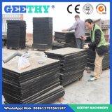 Qty10-15c automatischer stationärer konkreter hohler Ziegelstein-Block, der Maschine herstellt