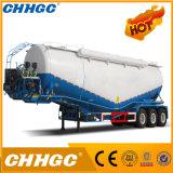 Tanker van het Cement van de Aanhangwagen van de Tanker van het poeder de Semi Bulk voor Verkoop