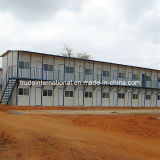 Светлое стальное здание модульной/передвижной/Prefab/полуфабрикат Таможни-Madecamp живущий
