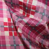 100% tela impresa poliester del tafetán para la ropa