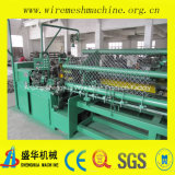 Volles Automatic Fence und Diamond Mesh Machine