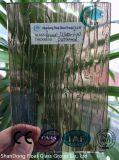 세륨, ISO (3-8mm)를 가진 청동색 물 가을 또는 비 장식무늬가 든 유리 제품