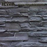 ベニヤの装飾的な培養されたFausの建築材料の人工的な石