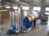 Secador de cilindro giratório do hectograma, máquina de secagem