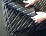 Свернутая циновка стойла высокого качества переулка Mats/100% Non пористая резиновый