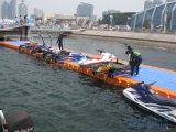 Diques flotantes y embarcaderos