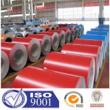 0.35m m Thickness PPGI Metal para Construction