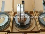 3/4 '' bande en acier de largeur et de plombier 28ga