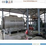 Gummi 15ton zur Dieselraffinerie-Pyrolyse-und Destillation-Maschine