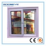 Окно конструкции UPVC/PVC Roomeye самое новое пластичное горизонтальное сползая стеклянное