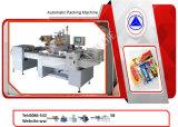 Ohne Tellersegment Kissen-Typen automatische Verpackungsmaschine