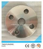 Type 01 bride DIN En1092-1 d'acier inoxydable de plaque