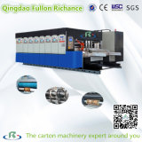 Hot Sale Flexo Rotary Die Cutting Slotting Machine (empilage)