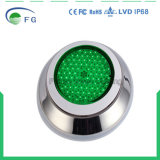 18-42W 316 indicatori luminosi della piscina dell'acciaio inossidabile LED, indicatore luminoso subacqueo del LED