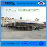 De Populaire Aanhangwagen wereldwijd van de Vrachtwagen van de Tanker van het Aluminium van de Fabrikant van China
