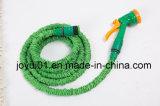 Boyau de jardin flexible de boyau de serpent de seul de brevet décor extensible de maison