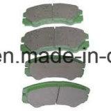 Zapatas de freno libres del coche del OEM del asbesto superior de la calidad con precio de fábrica