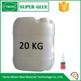 Pegamento adhesivo ULTRAVIOLETA fuerte al por mayor para Metal/metal y madera, pegamento a prueba de calor del vidrio de Rubber-Metal/del silicón en botella del HDPE