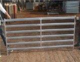 電流を通された馬の塀の一時塀