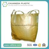 Водоустойчивый навальный мешок сделанный из ткани с покрытием для песка упаковки