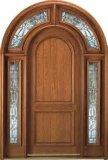 Stevige Houten Deur met Superieure Kwaliteit voor het Gebruik van het Huis