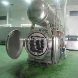 Autoclave rotativo automático completo para gachas de avena