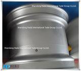 22.50X16.00 Ts16949/ISO9001のチューブレス縁TBRのトラックの鋼鉄車輪: 2000年