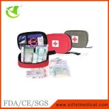 医学のナイロン緊急のレスキュー屋外の救急箱
