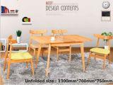 부엌 가구 단단한 나무 식탁 디자인