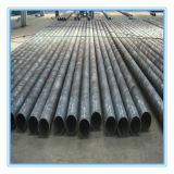 Fabbrica saldata spirale del tubo d'acciaio