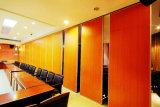 호텔 회의 홀 또는 다중목적 홀을%s 칸막이벽을 미끄러지기
