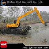 Sale를 위한 Hydraulic 새로운 Excavator 습지 Buggy