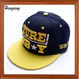 Sombreros ajustables del Snapback del bordado de Bboy Snakeskin 3D