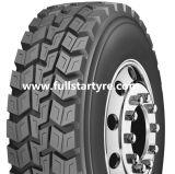 Pneu lourd 13r22.5 295/80r22.5 315/80r22.5, pneu de remorque, pneu de camion de Runtek de TBR