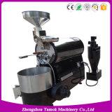 Koffiebrander van het Huis van de Koffie van de Hitte van het Gas van het Ce- Certificaat de Roosterende