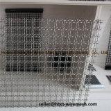 Гальванизированная квадратная сетка волнистой проволки