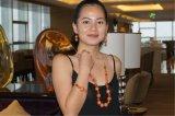 Elegence Schmucksache-Sets mit Raupen Halskette und Ohrring und Armband für Mädchen