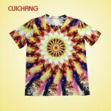 Camiseta sublimada, Caliente-Vendiendo las mercancías de los deportes, camiseta de encargo de Ployester