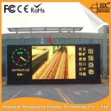 Placa de propaganda ao ar livre da placa de indicador do diodo emissor de luz da cor cheia P16