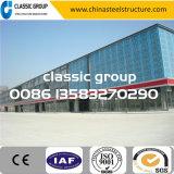 Fabricante fácil del edificio del supermercado de Prefeb de la estructura de acero de la asamblea de la escala de Lagre